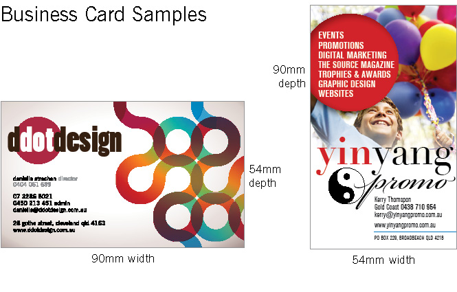 Gloss laminated one side business cards online shop business card printing reheart Choice Image